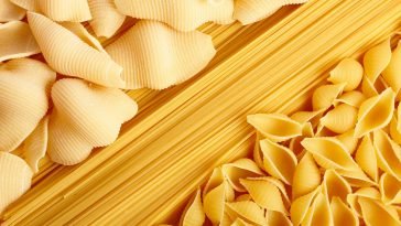 Gluten Free Mushroom & Prosciutto Pasta