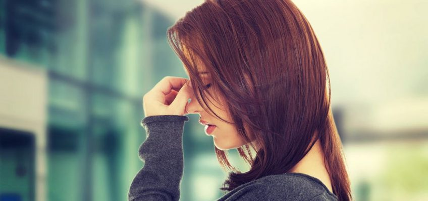 Could your fluid retention and chronic sinusitis be due to lymphatic congestion?